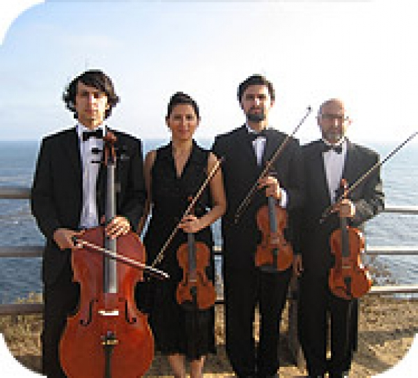 Los Angeles String Quartet 3