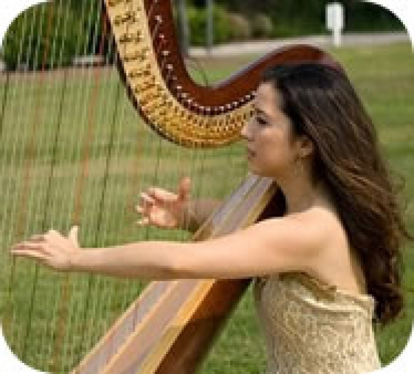 Washington DC Harpist 1