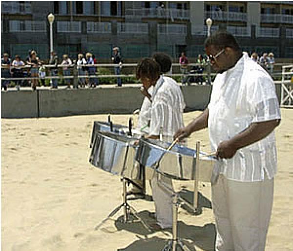 Norfolk Caribbean Band 2