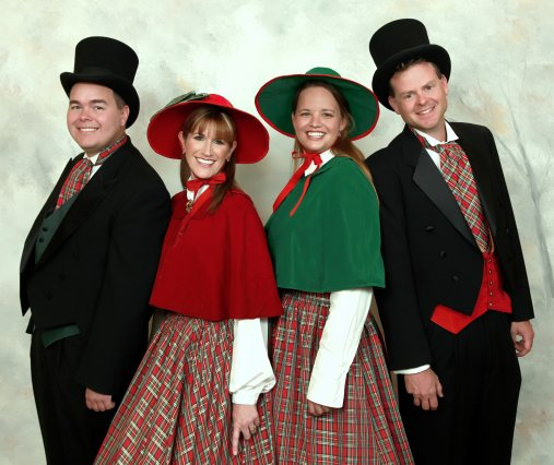 Bringing Old Fashioned Christmas Caroling To Ashview: Hire Live Bands, Music Booking