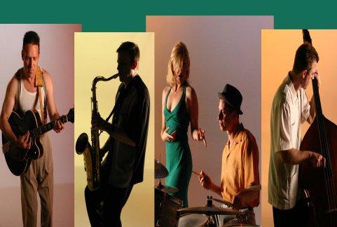 Los Angeles Jazz Band 9