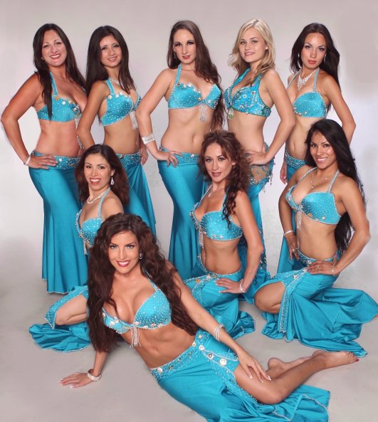 Las Vegas Belly Dancers 1
