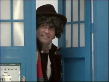 Tom Baker Impersonator 1