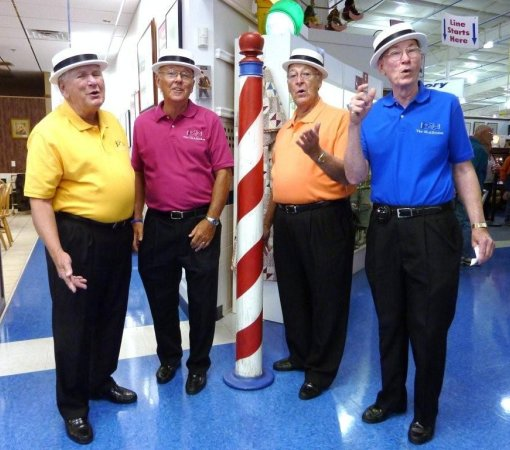 Barbershop Quartet Austin Barbershop Quartet 2