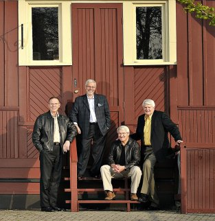 Toronto Barbershop Quartet 3