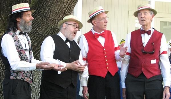 Barbershop Music : San Francisco Barbershop Quartet 1 Hire Live Bands, Music Booking
