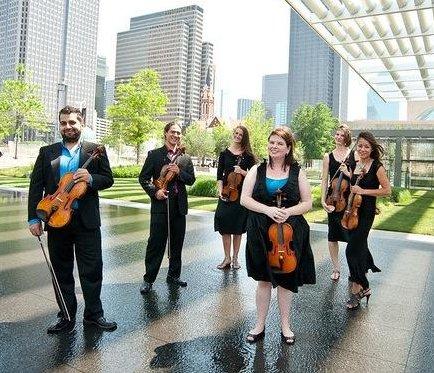 Dallas String Quartet 1