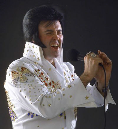 Orlando Elvis Impersonator 1 Hire Live Bands Music Booking