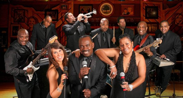 Washington DC Variety Band 1