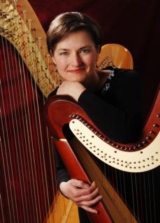 Milwaukee Harpist 1
