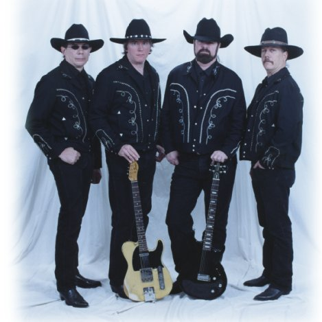 San Diego Country Rock Band 1