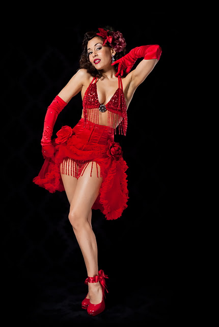 Toronto Burlesque Singer 1 Hire Live Bands Music Booking