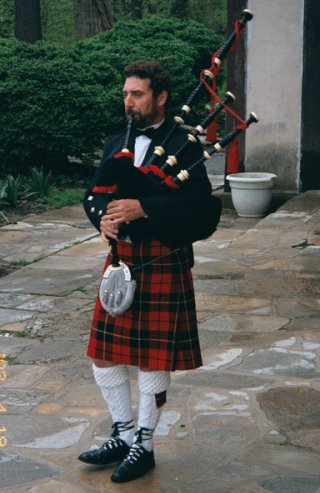 Baltimore Bagpiper 1