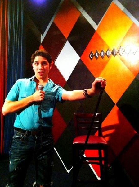 New York Comedian 2