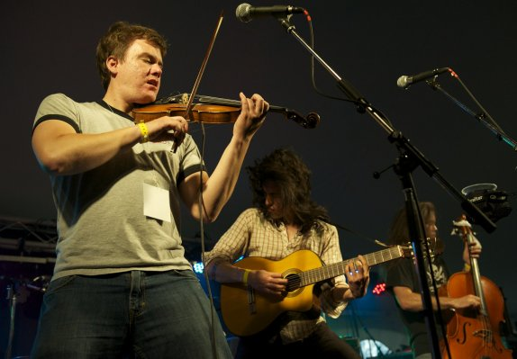 Vancouver Irish Band 1