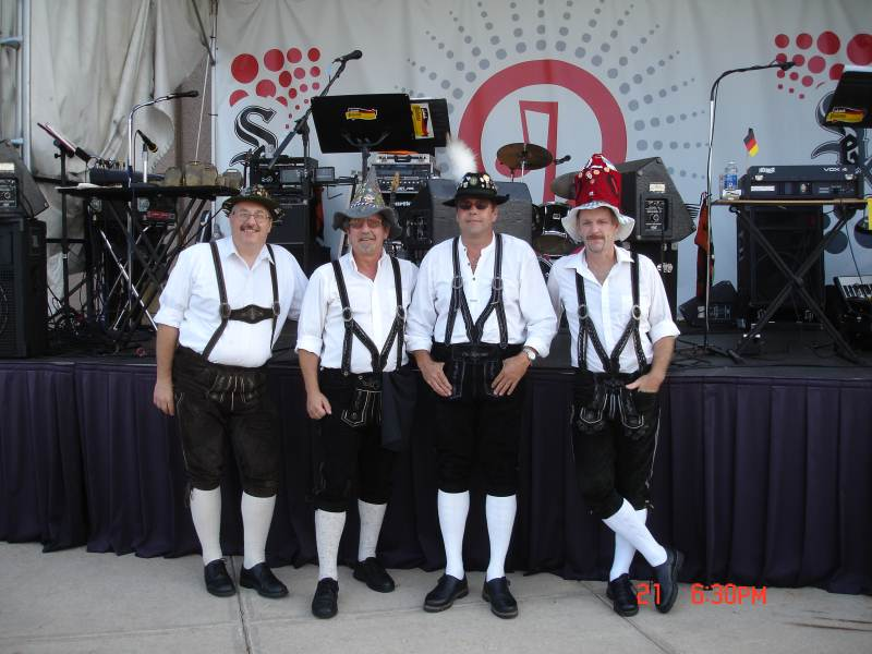 Chicago German Band 3