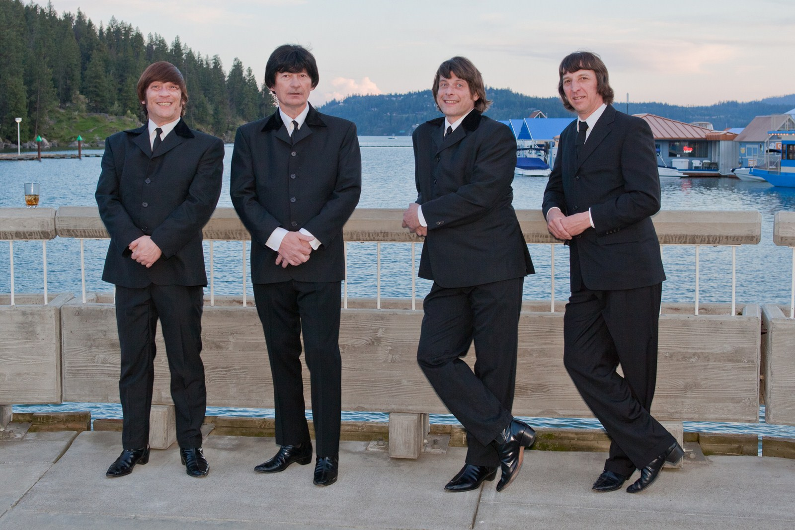 Spokane Beatles Tribute Band 1