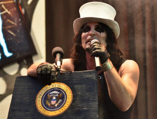 Las Vegas Alice Cooper Impersonator 1