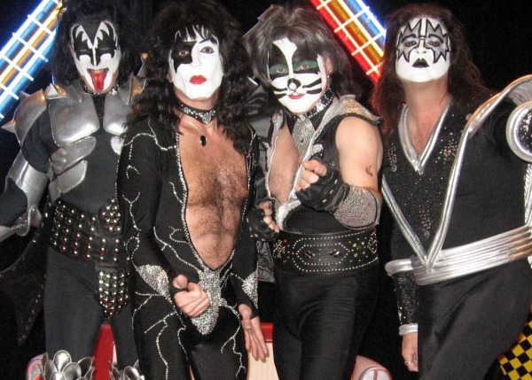 Las Vegas Kiss Tribute Band 1