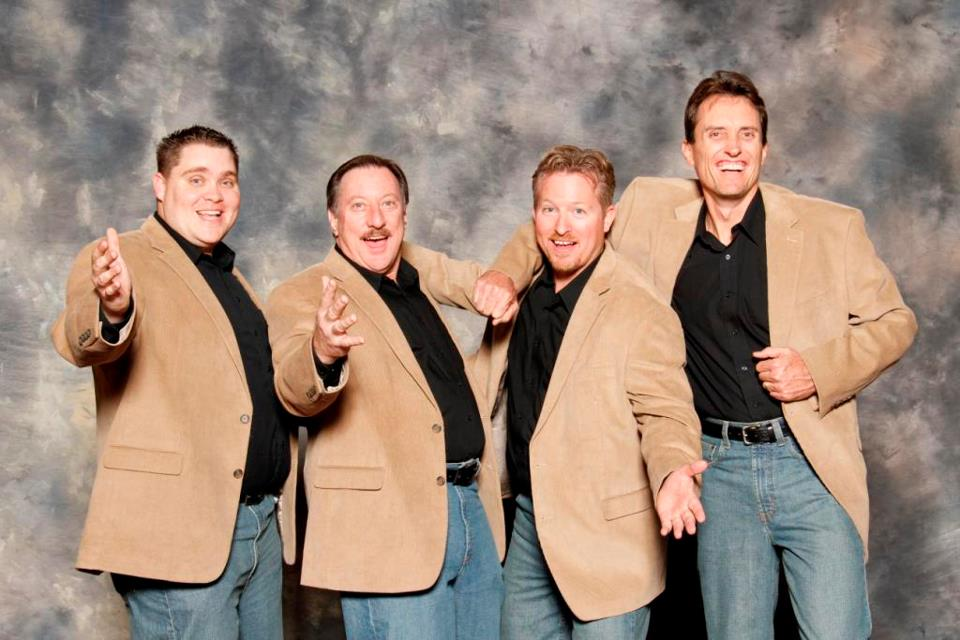 Phoenix Barbershop Quartet 2