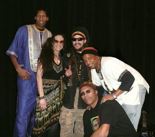 Dayton Reggae Band 1