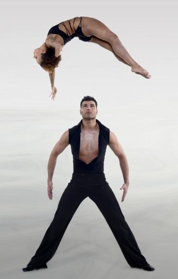 International Exhibition Dancers