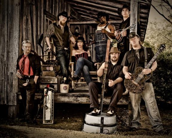Orlando Americana Band 2