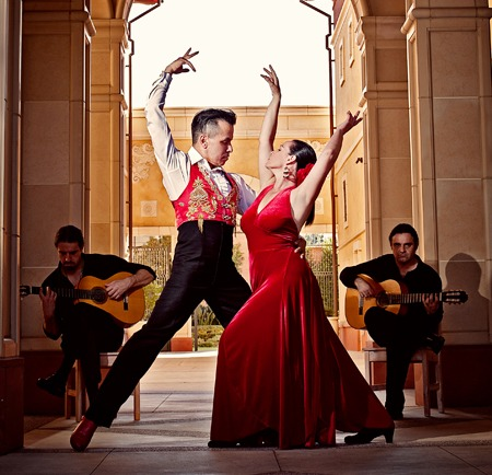 Los Angeles Flamenco Dancer 1