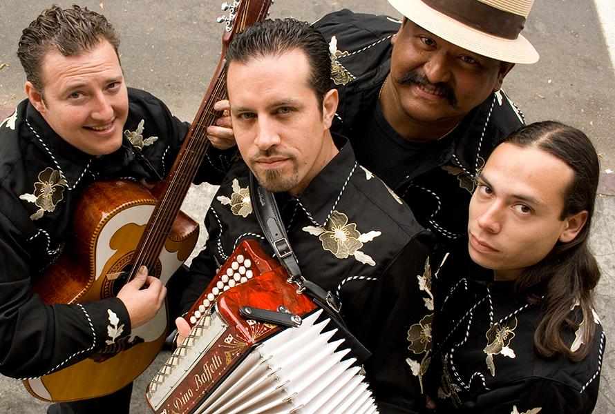 Los Angeles Tejano Band 1