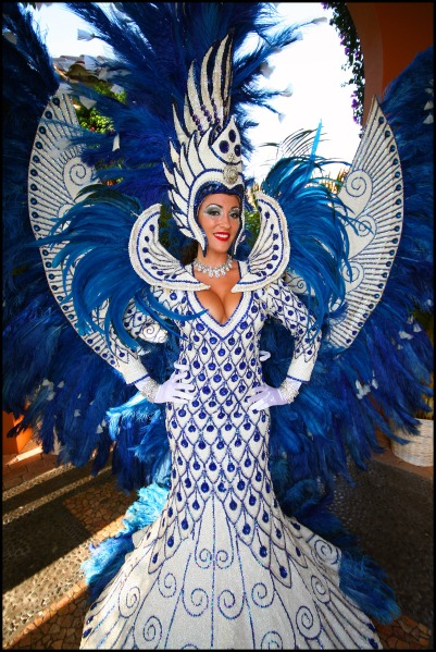Miami Brazilian Luxurious Costumes 1