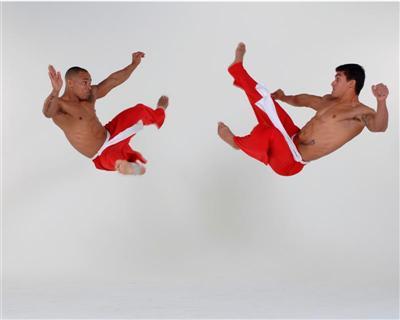 Miami Capoeira Dancers 1