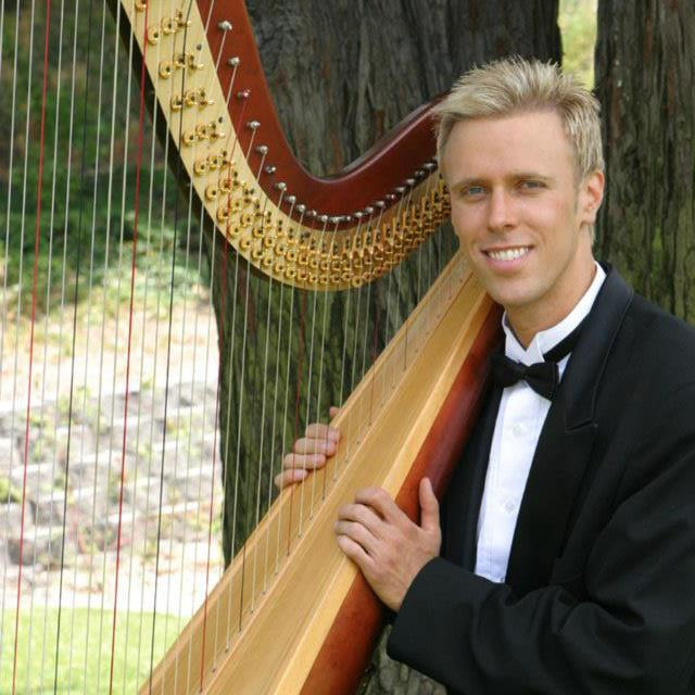 Los Angeles Harpist 3