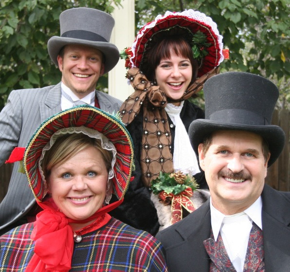 Denver Christmas Carolers 1