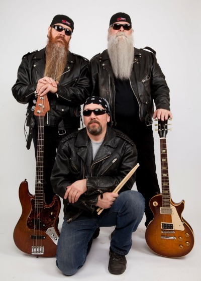 Chicago Zz Top Tribute Band 1