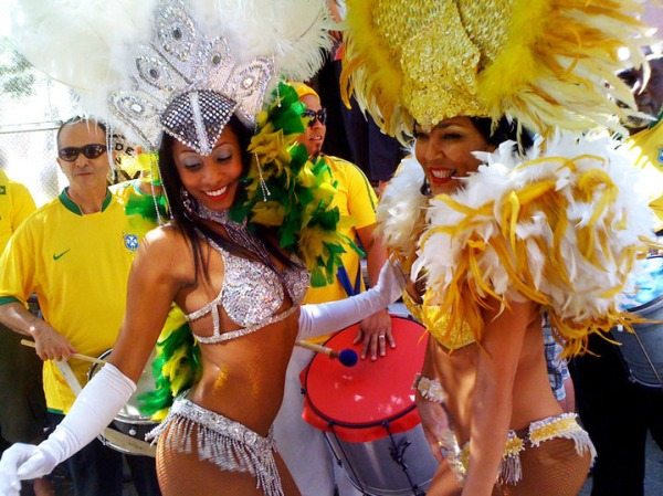 New York Brazilian Dancers 1