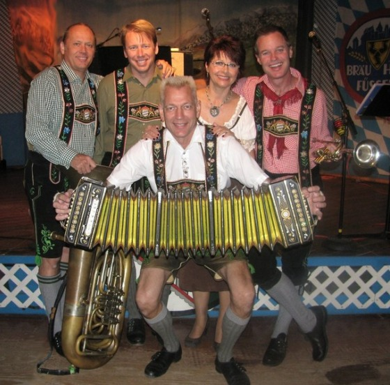 Orlando German Band 2
