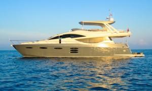 Miami Yacht Charter 1 pic 1-78' Numarine.jpg