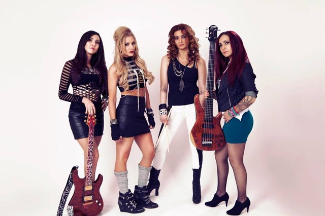 Las Vegas All Female Variety Band 1 Hire Live Bands