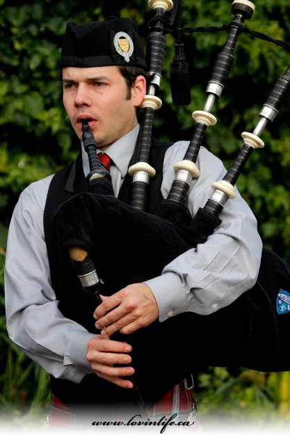 Los Angeles Bagpiper 3