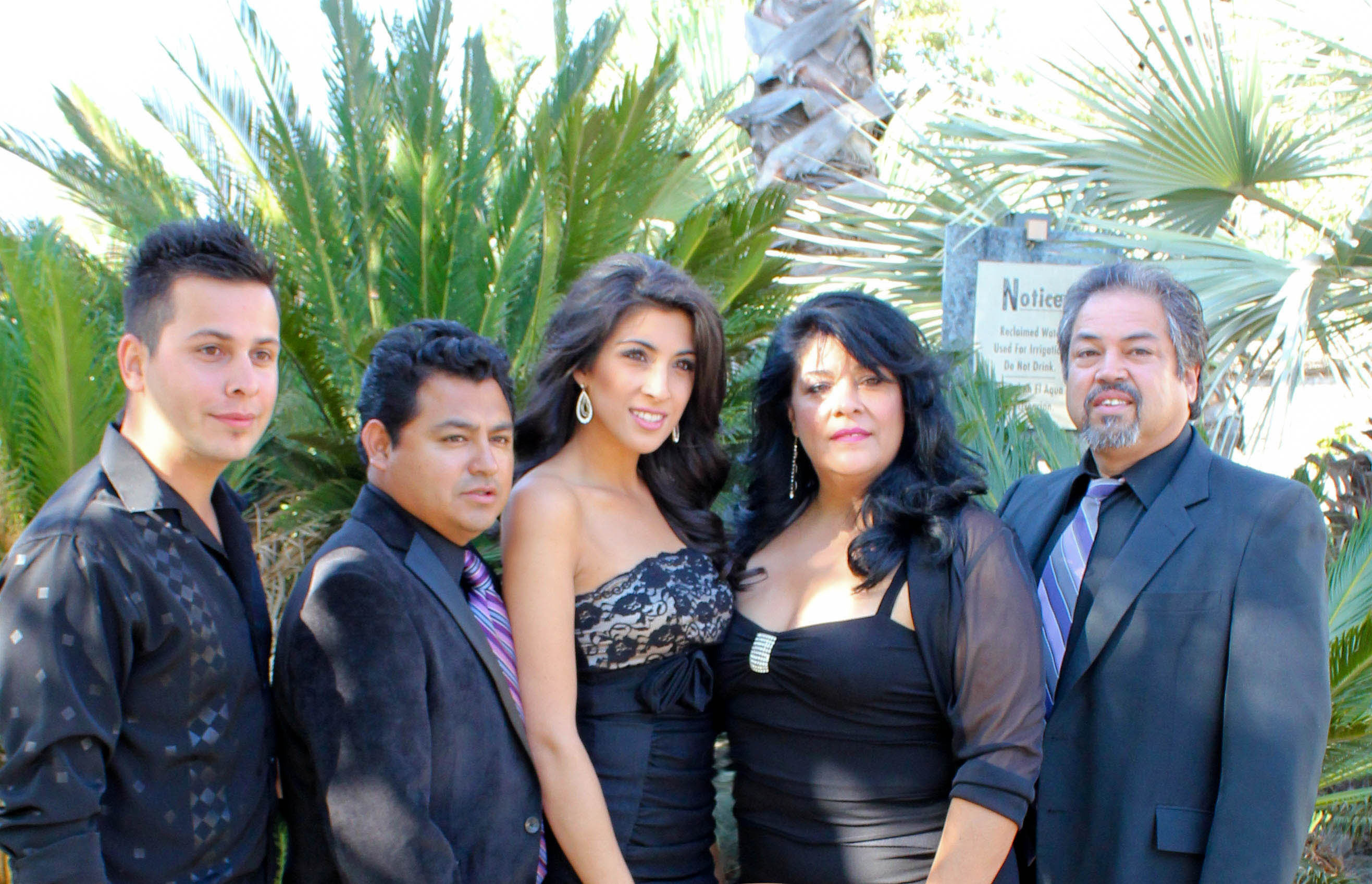 Los Angeles Latin Band 3