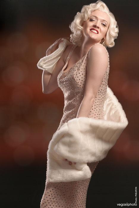 Asfalttiviidakko Marilyn Monroe