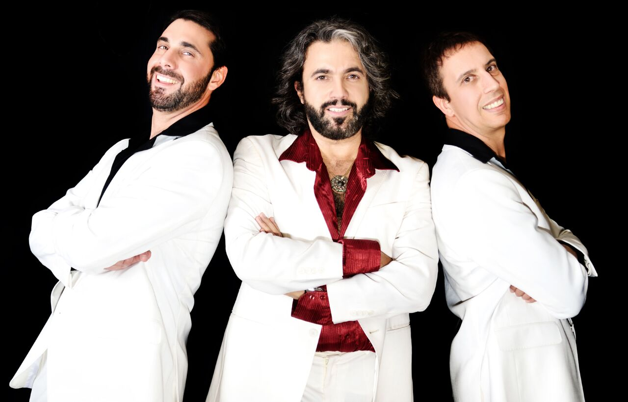 Las Vegas Bee Gees Tribute Band 1 Hire Live Bands Music